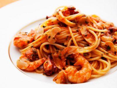 Spaghetti mare e monti-la-percussi